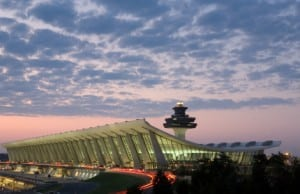 Dulles airport transportation service
