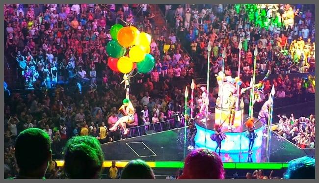 Katy balloons