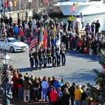 military bowl parade