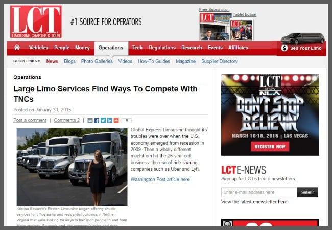 LCT magazine