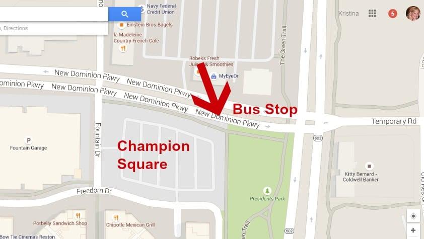 Champion Square Google