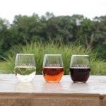 Corcoran Cider glasses