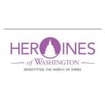 march of dimes heroines of washington  SQUARE