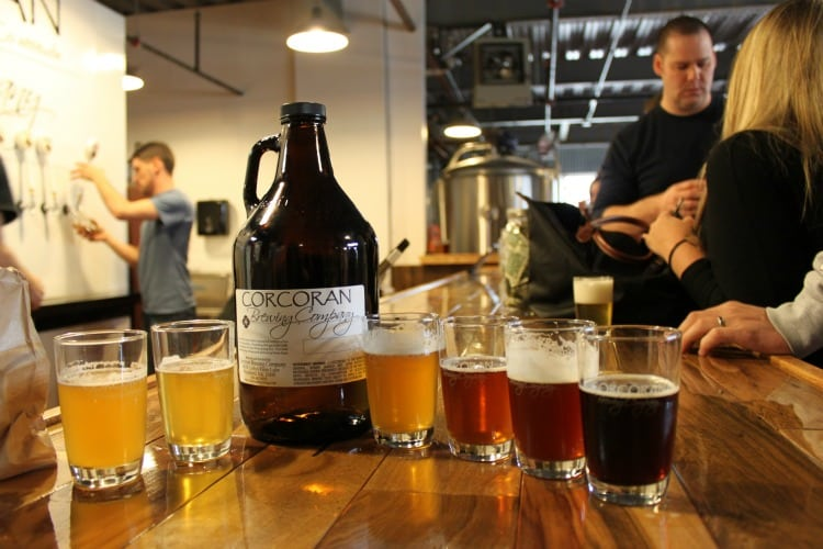 Brewery, Distillery, & Cidery Tours in DC and Virginia