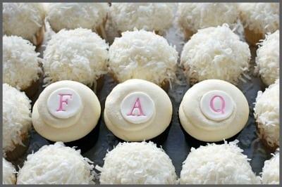 Georgetown Cupcakes framed