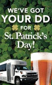 St Patrick's Day dd