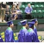 SLHS graduation far