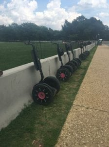 DC Segway Tour with Segs in the City