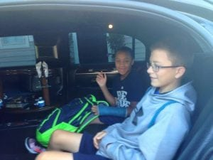 Back to School Limo 2015 photo 2