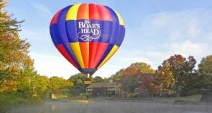 Boars Head Ballooning