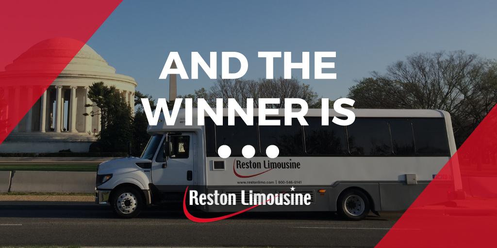 2017 Reston Limo Scholarship Winner