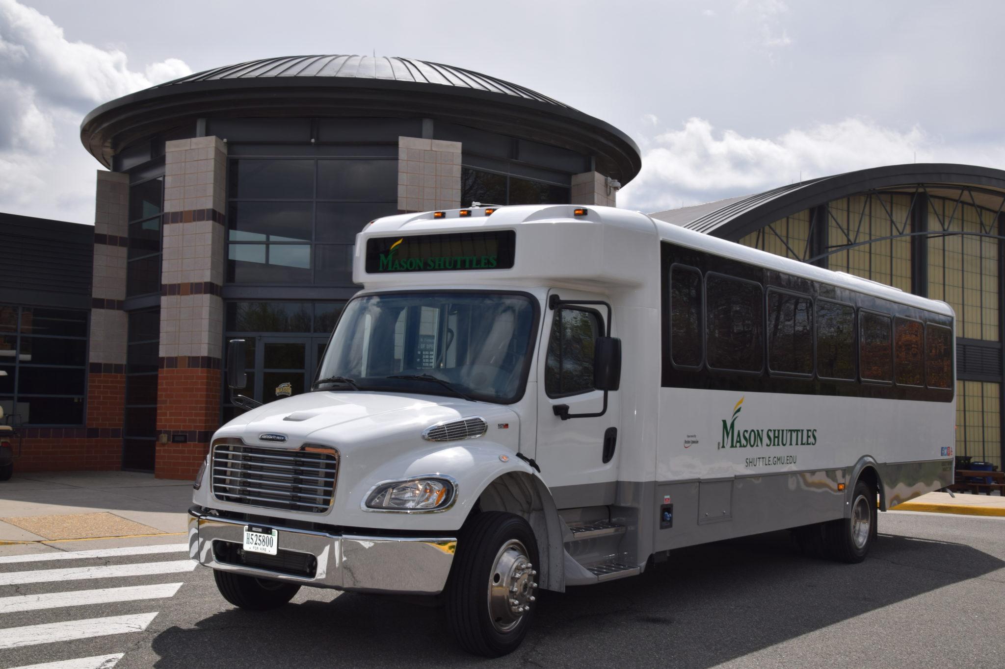 GMU Holiday Break Shuttles